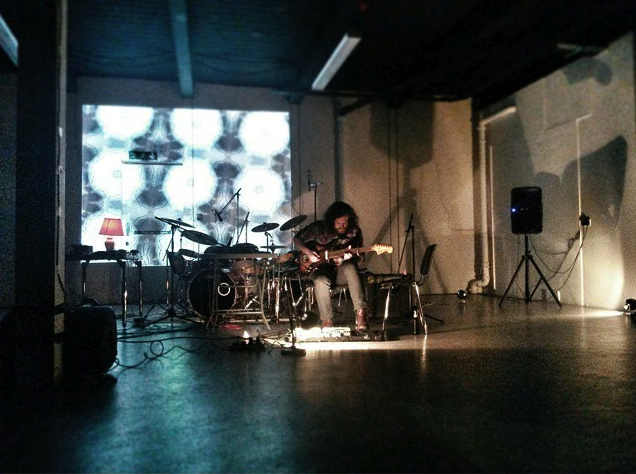Stereocilia live at MK Gallery November 2014