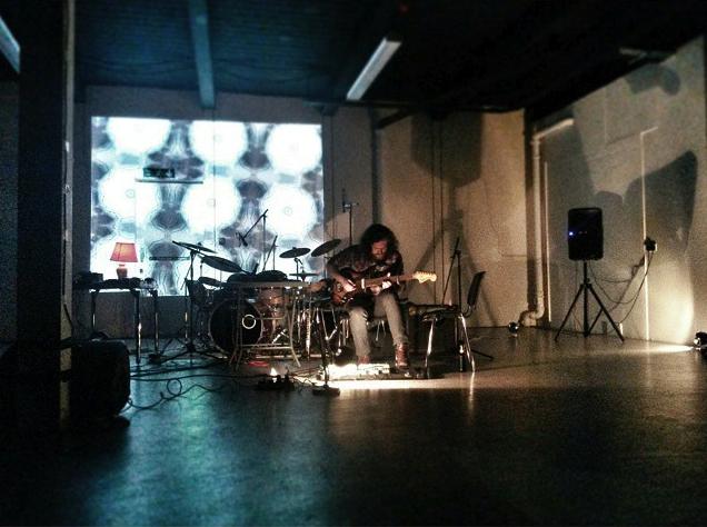 Stereocilia live at MK Gallery November 2014